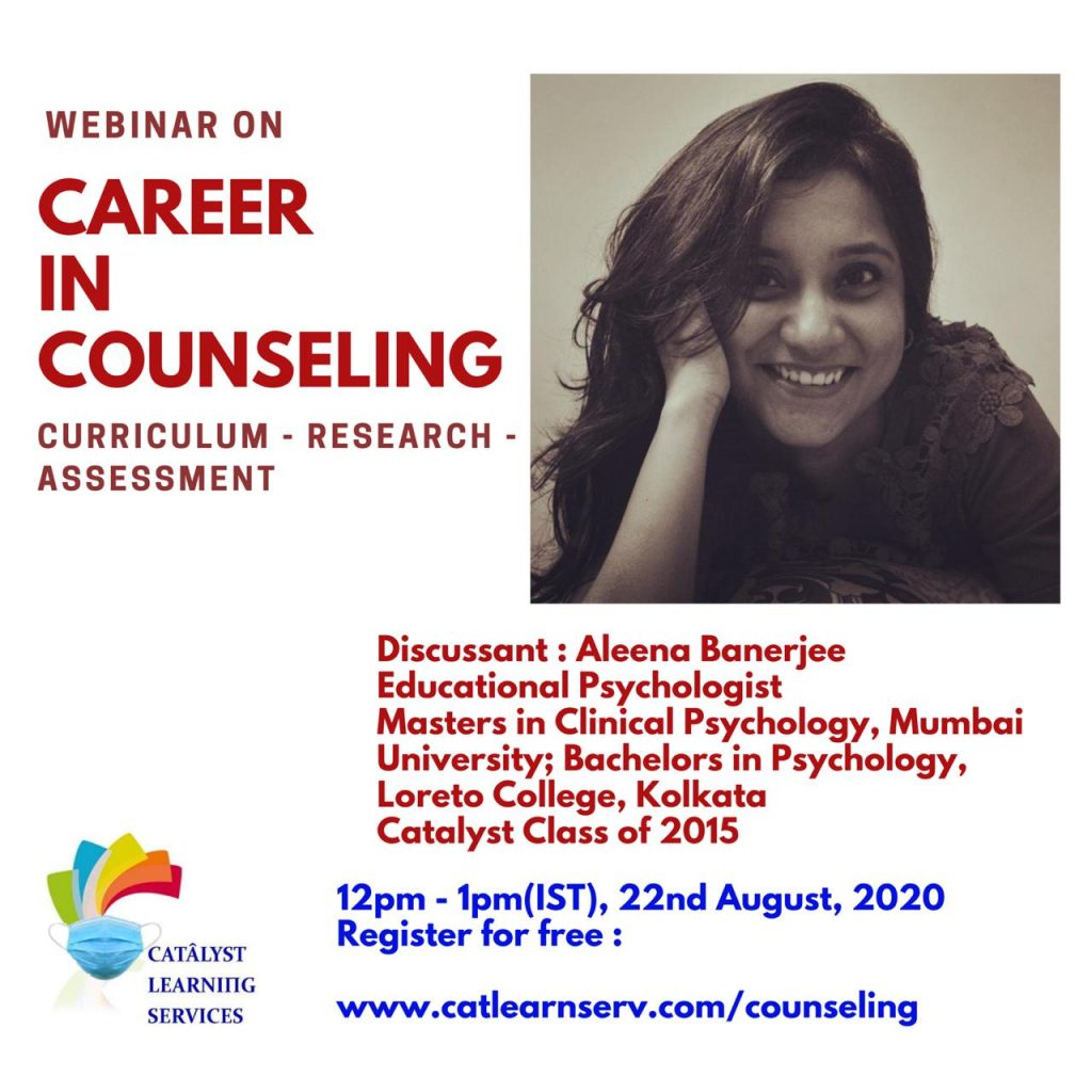 Career in counseling